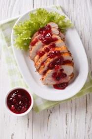 Turkey & Cranberry Dog Treats