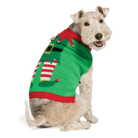 10 Best Ugly Christmas Sweater for Dogs Choices for 2017's ...