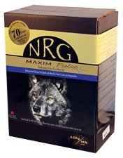 NRG Maxim Dehydrated Raw Dog Food