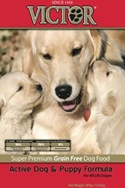 Victor Active Dog & Puppy Formula Grain-Free Dry Dog Food
