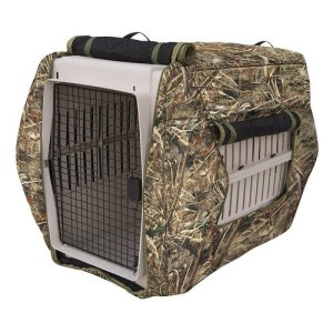 Classic Accessories Heritage Insulated Realtree Max-5 Camo Hunting Dog Kennel Jacket