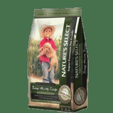 Nature's Select Range Hearty Recipe