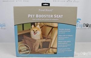 Travel Hound Dog Booster Seat