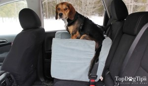 Snoozer Luxury Dog Seat - The overall top rated choice