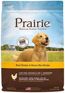 Prairie Recipe Natural Dry Dog Food by Nature's Variety