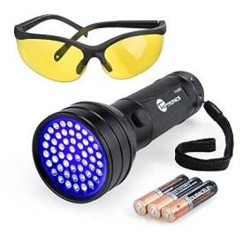 TaoTronics UV Flashlight Black Lights