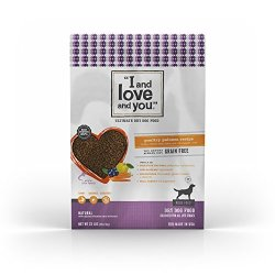 """""""I and love and you"""" Nude Food Poultry Palooza Grain Free Dry Dog Food"""