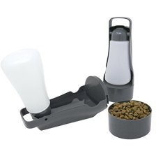 Poochables To Go Dog Food and Water Travel System