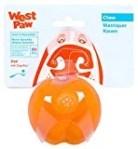 West Paw Design Jive Zogoflex Durable Dog Chew Toy