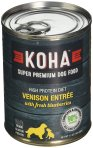 KOHA Can Venison Kiwi Food