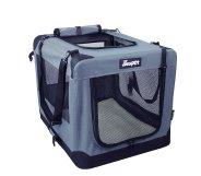 Jespet 3 Door Soft Sided Folding Travel Pet Carrier