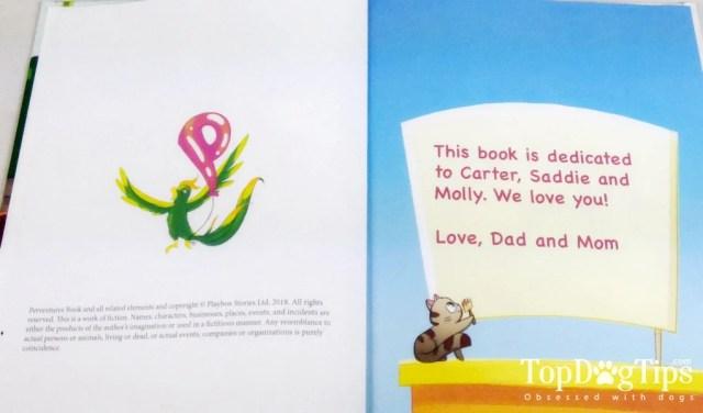 Petventures Personalized Children's Book