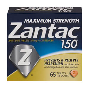 Zantac (Ranitidine)