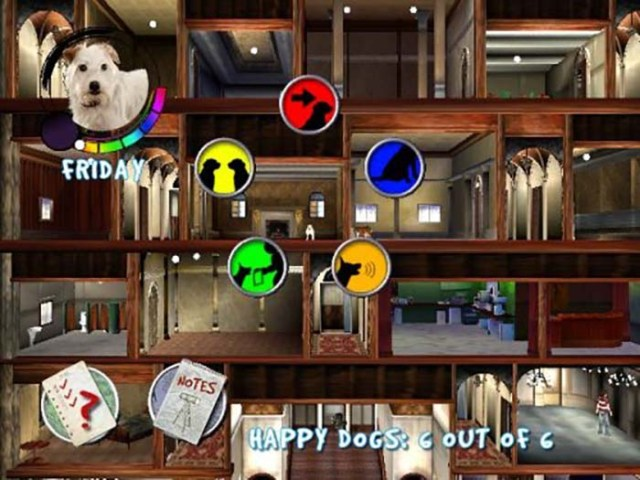 Hotel for Dogs game