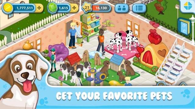 Pet City Game