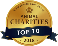Top 10 Animal Charities - Can Do Canines