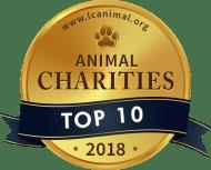 Top 10 Animal Charities - Last Chance for Animals