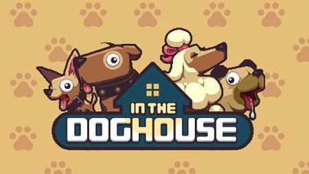 In the Dog House Free Dog Game Online