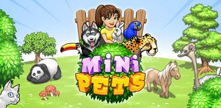 Mini Pets Free Dog Game Online