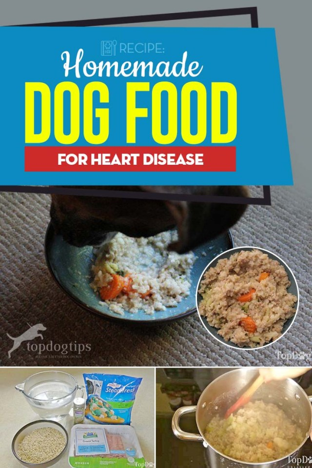 Recipe of Homemade Dog Food for Heart Disease