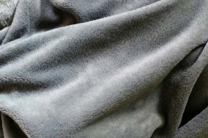 What does a fleece textured material looks like