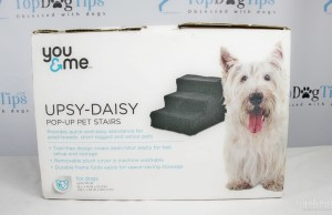 You & Me Upsy Daisy Pop-Up Pet Stairs