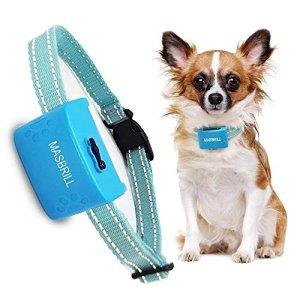 MASBRILL Rechargeable Dog Bark Collar