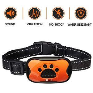 LOVATIC Dog Bark Collar