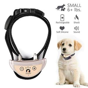 OvoStyle New Upgraded Rechargeable Dog Bark Collar