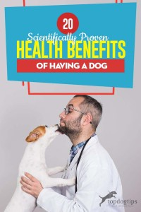 The 20 Proven Health Benefits of Having a Dog
