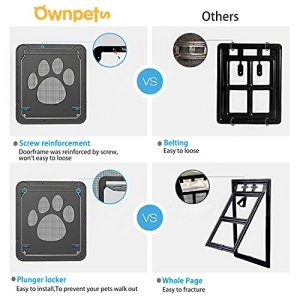 OWNPETS Dog Screen Door