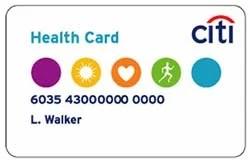 Citi Health Card