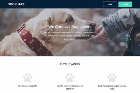 Free Dog-Sharing Platforms - Dogshare