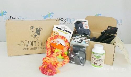 Jadeys JuJu Dog Dog Subscription Box