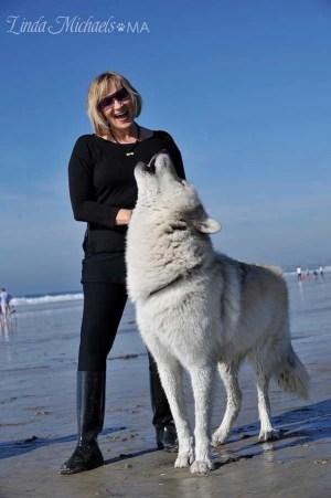 Linda Michaels dog trainer