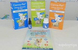 Canna-Pet Hemp Products for Dogs