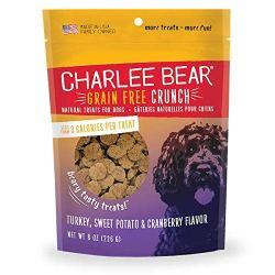 Charlee Bear Grain Free Crunch Review