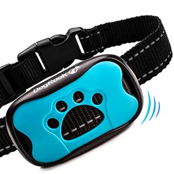 DogRook Humane Anti Barking Training Collar