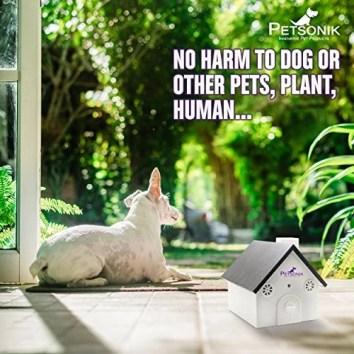 Petsonik Ultrasonic Dog Barking Control Device