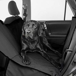 Pet Seat Cover Waterproof with Hammock by Plush Paws