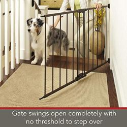 Easy Swing & Lock Baby Gate for Stair by North States