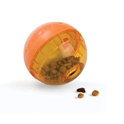 OurPets Smarter Toys Interactive IQ Treat Ball