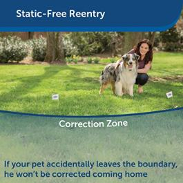 PIF00-12917 Stay and Play Wireless Fence by PetSafe