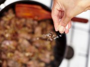 Using Salt in Homemade Dog Food Meals