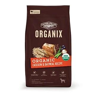 Organix Adult Dry Dog Food by Castor & Pollux