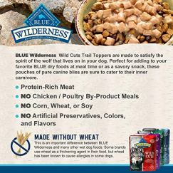 Wilderness Trail Toppers Wild Cuts Gravy by Blue Buffalo