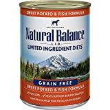 Natural Balance Limited Ingredient Canned Formula