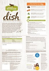 Rachael Ray Nutrish Super Premium Dog Food by Rachel Ray Nutrish