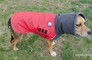 Voyagers K9 Apparel Dog Coat