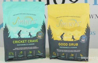 Jiminy's Insect Protein Dog Food